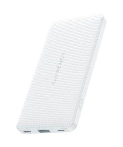 RAVPower Blade Series 5000mAh Portable Charger Power Bank RP-PB093 White