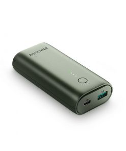 RAVPower Power Bank 10000mAh 2-Port 18W PD Pioneer PD & QC Dark Green