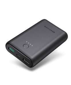 RAVPower Turbo Power Bank 10050mAh 2-Port 18W RP-PB171 Black
