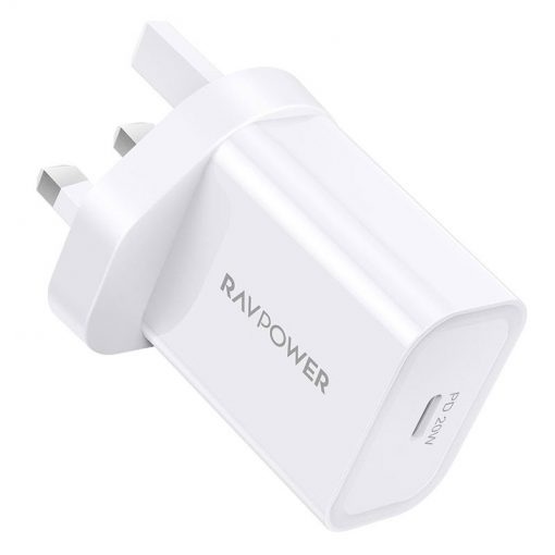 RAVPower PD Pioneer 20W Wall Charger RP-PC147 - White